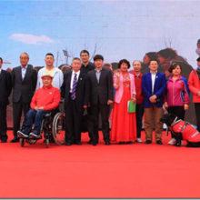 大連板橋医療器械有限公司が中国盲導犬事業で「特別貢献企業賞」を獲得