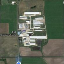 米国 農場視察