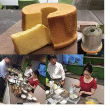 戚风蛋糕试作与品尝会(上海)