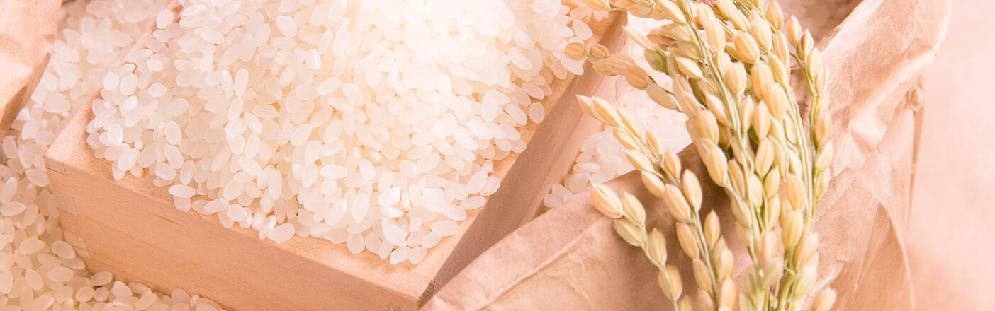 Exporting Japanese Rice to China