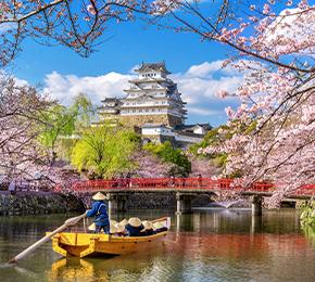 Scenery of Japan