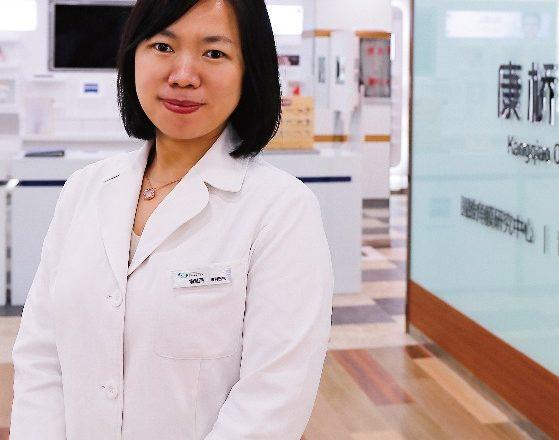 康橋眼科視光クリニックが大連在住の日本人向け情報誌「Whenever大連」に掲載されました。