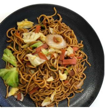 Development and export of Private Brand products  ~Development of yakisoba for overseas~